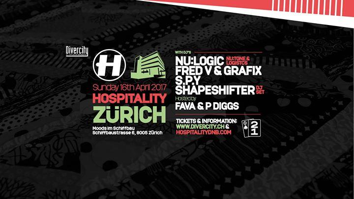 Hospitality Zurich 2017 @ Moods, Zürich – 16.04.2017
