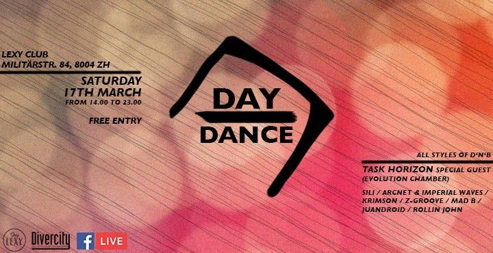 Divercity Daydance @ Lexy Club, Zürich – 17.03.2018